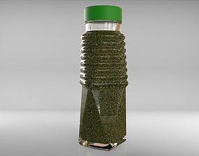 Spices Jar 175ml 3D model