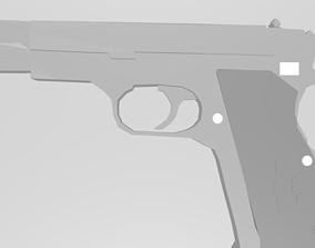 Gun Mac 3D model