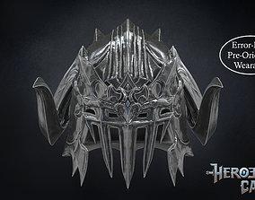 Final Fantasy XIV - Dark Knight Chaos 3D printable model 1