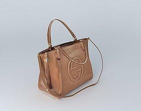 3D model GUCCI Handbag 1 of 5 Colours