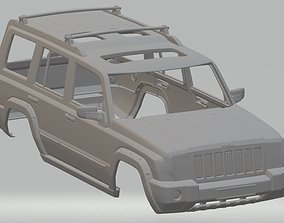 Jeep Cherokee Printable Body Car