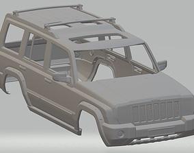 Jeep Cherokee Printable Body Car