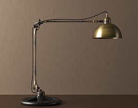 3D McCroskey Task Table Lamp