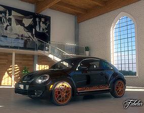 3D model Volkswagen Maggiolino RS