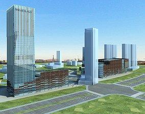 centre 3D Architecture