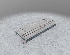EDDH Hangar G 3D asset