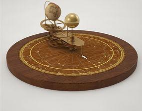 3D model Pro - Decorative Object Orrery