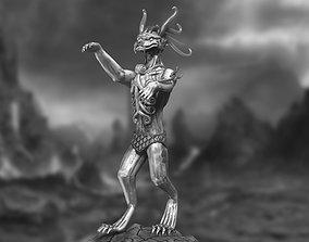 3D printable model Underworld Creature