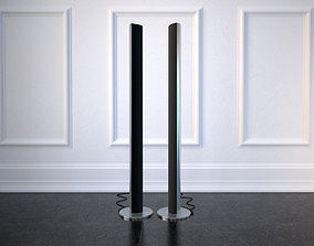 3D model speakers Beolab6002 by Bang and Olufsen