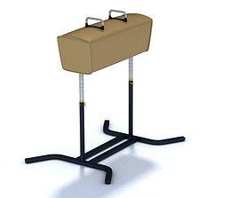 Pommel Horse Digital 3D model