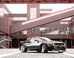 3D 1996 Nissan 240SX -S14 BOSS