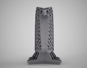 3D print model Abstract Bird Trinket