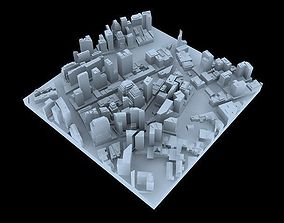 3D CITY PUZZY-2