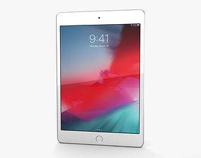 3D model Apple iPad mini 2019 Silver