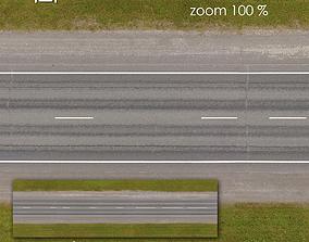 3D Aerial texture 133