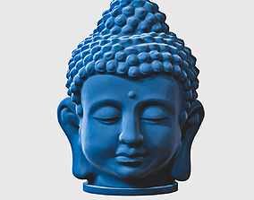3D print model statue buddha