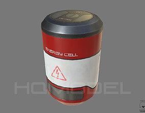 3D asset Energy Cell PBR Sci-Fi