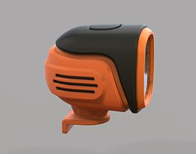 3D printable model Rechargeable Lamp Search-Light