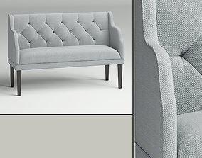 3D model Mini Soft Sofa by Rooma Design