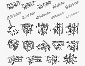 Truss 3D Models | CGTrader