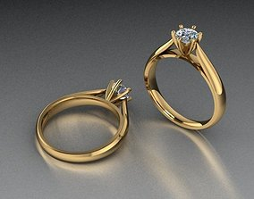 3D print model Ring-R052