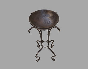 3D asset Ancient Brazier