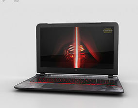 3D HP Star Wars Special Edition