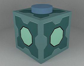 3D printable model Meeseeks Box Rick and Morty