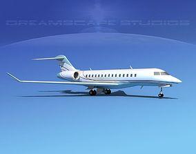 Bombardier Global 5000 V05 3D