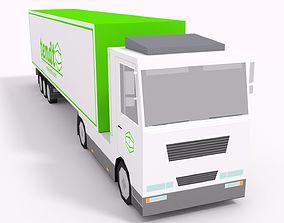 truck by RICHARD HIND 3D asset