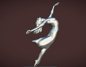Dance 3D printable model art