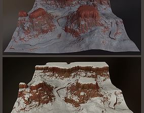 3D model realtime GRAND CANYON