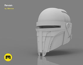 accessories Darth Revan helmet - 3D print model