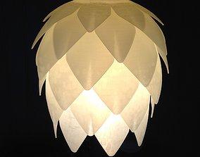 3D printable model Pine Cone Lampshade