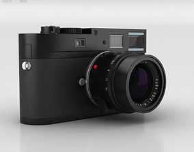 3D Leica M Monochrom Black