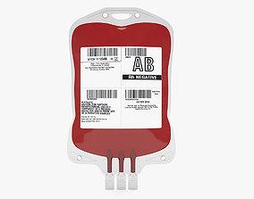 3D Medical - Blood Bag