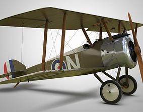 Sopwith Camel propeller 3D model