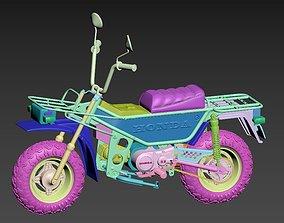 3D print model Honda Motra 1982 Minibike STL