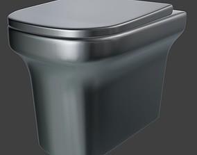3D watercloset Toilet