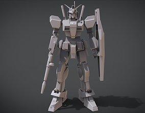 RX-78 GP01 Gundam-Full 3D printable model