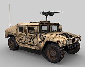 Published Military HMMWV Ultimate Pack and Bonus 3D model