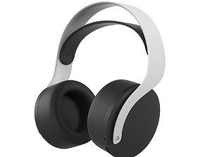 Playstation 5 Headphones 3D