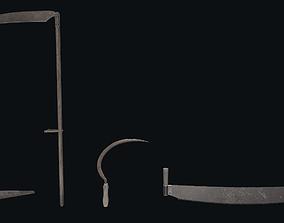 3D model Garden tools