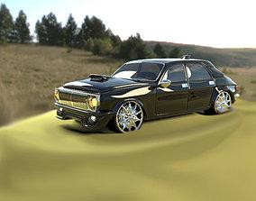 3D asset Tuning Volga