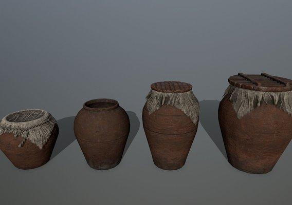 vase set