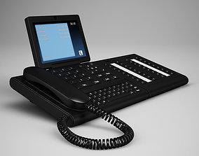 Office Desk Telephone 21 3D model