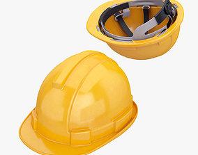 3D model protection Hard hat