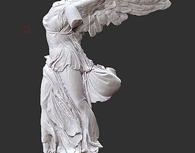 3D printable model Winged Victory