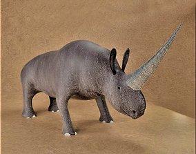 3D model Elasmotherium