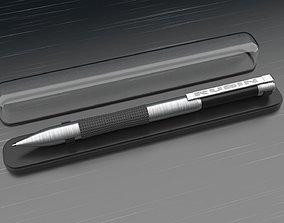 Ballpoint Pen Stylish 3D